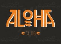 Klub Aloha logo