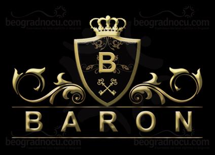 Klub Baron Kabare Bar logo