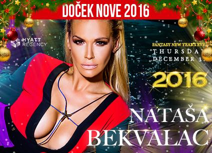 Docek Nove 2016 godine hotel Hyatt