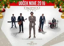 Docek Nove godine 2016 Crowne Plaza