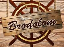 Kafana Brodolom logo