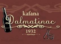 Kafana Dalmatinac logo