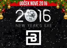 Docek Nove godine 2016 klub Beton