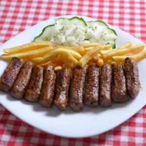 Svake nedelje 50% popusta na sve sa roštilja u Korčaginu
