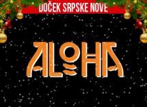 Docek srpske Nove godine 2016 klub Aloha