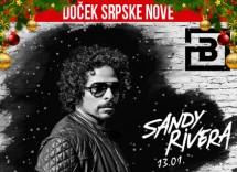 Docek srpske Nove godine 2016 klub Beton