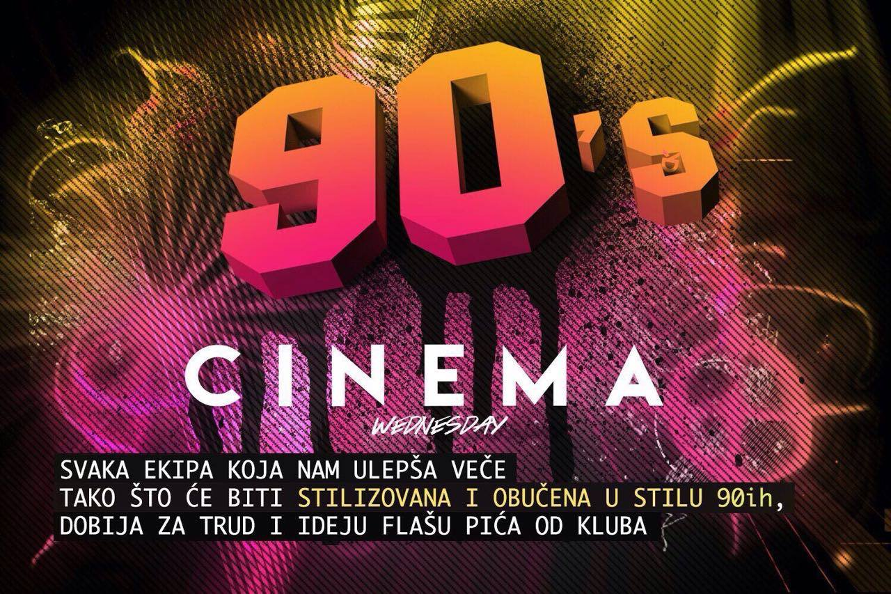 devedesete cinema