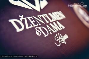 Miša Laguna nastupa u kafani Džentlmen i Dama ovog petka