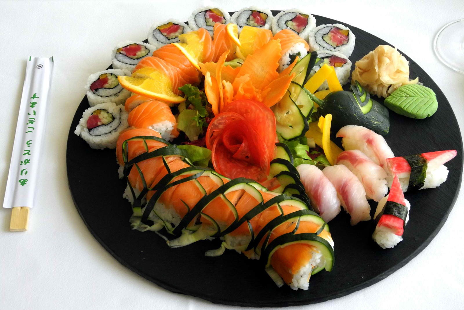 Restoran-Madera-sushi