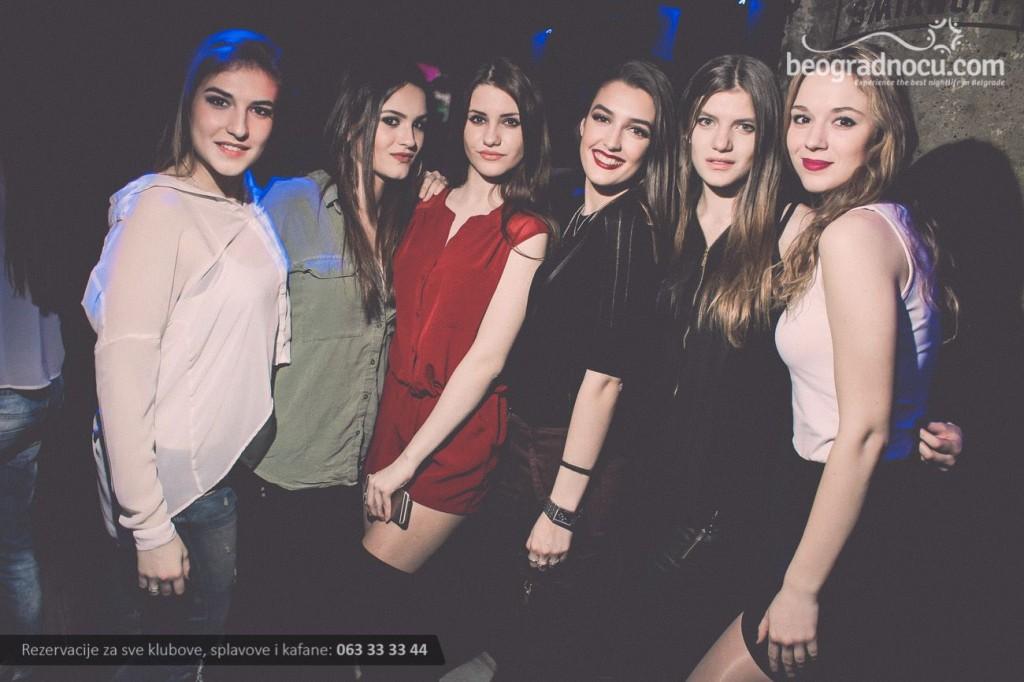 plastic klub