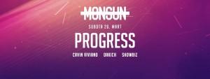 Progress Event Cover