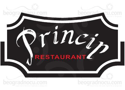 Restoran Princip logo