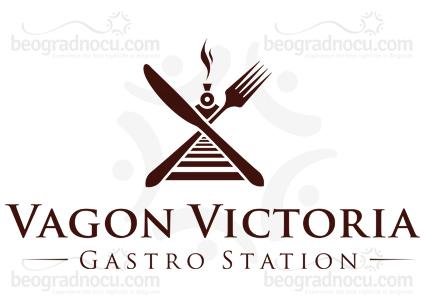 Restoran Vagon Victoria logo