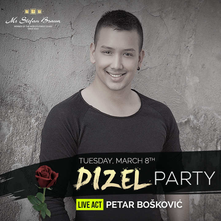 Utorak - DIZEL party 8. mart