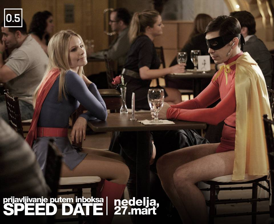 Speed dating beograd