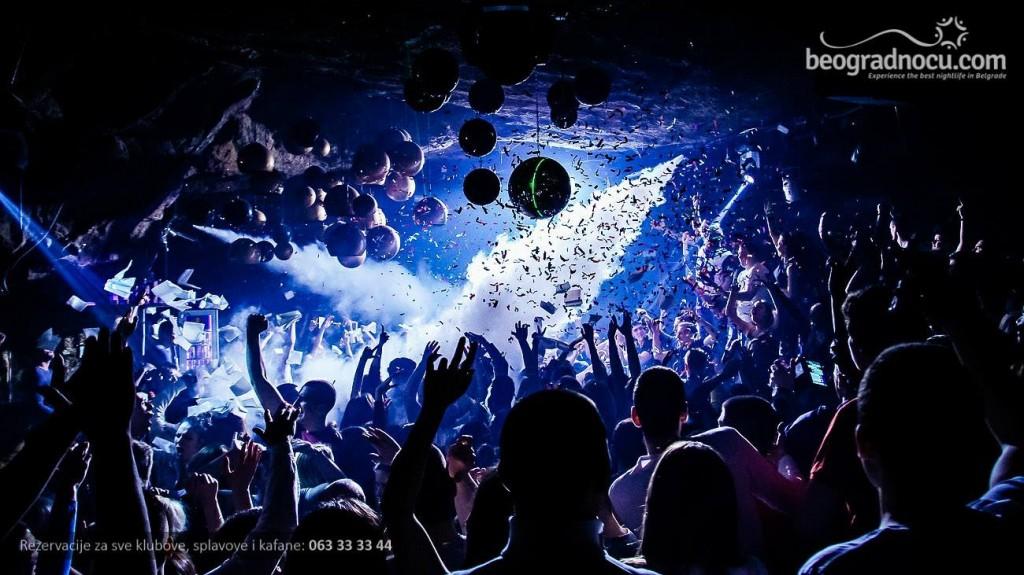 underground klub masa