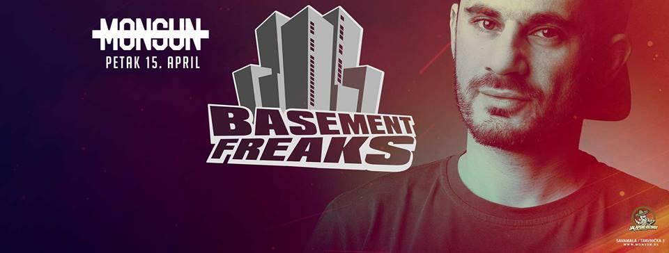 Basement Freaks @ Monsun