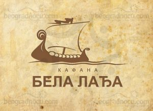 Kafana Bela Ladja logo