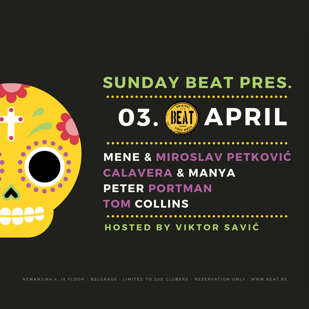 Nedelja-Sunday-Beat-03-04-2016