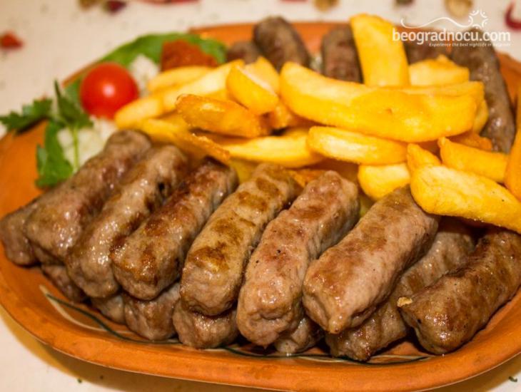Restoran Solunac ćevapi i pomfrit