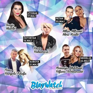 Great line-up at Blaywatch