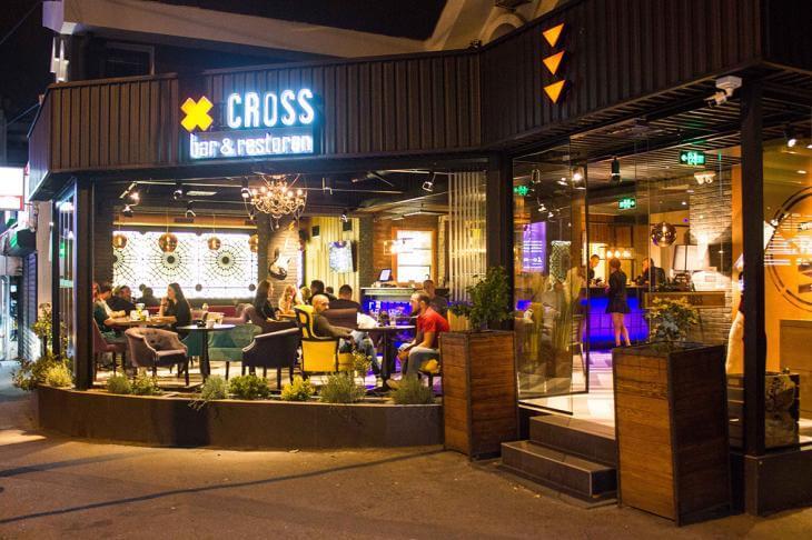 Restoran Cross Beograd 1
