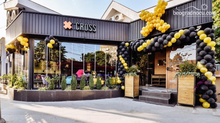 Restoran Cross Beograd 2