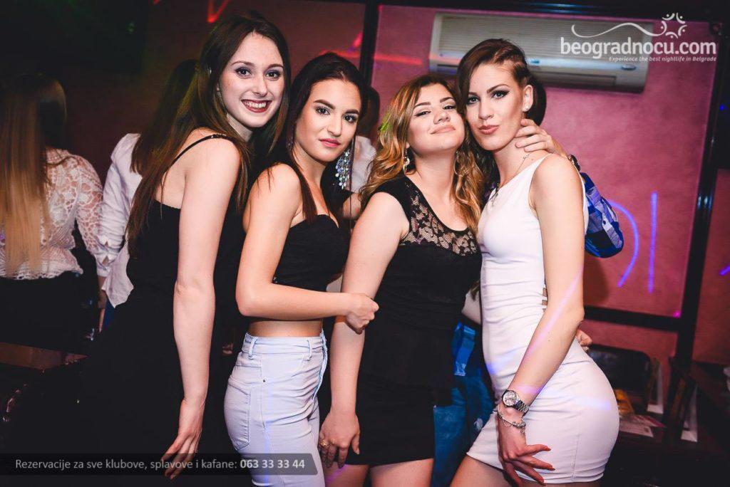 hram klub devojke