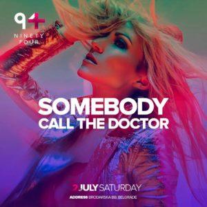 Splav 94: Somebody Call The Doctor