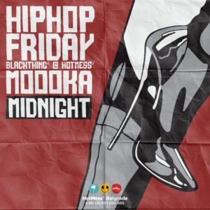 Hip Hop Friday na splavu Hot Mess