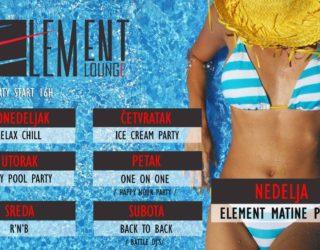 Element lounge