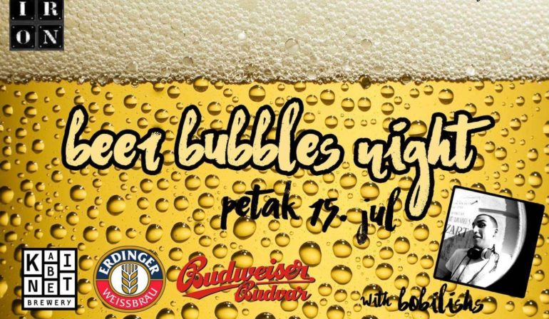 beerbubblesnight