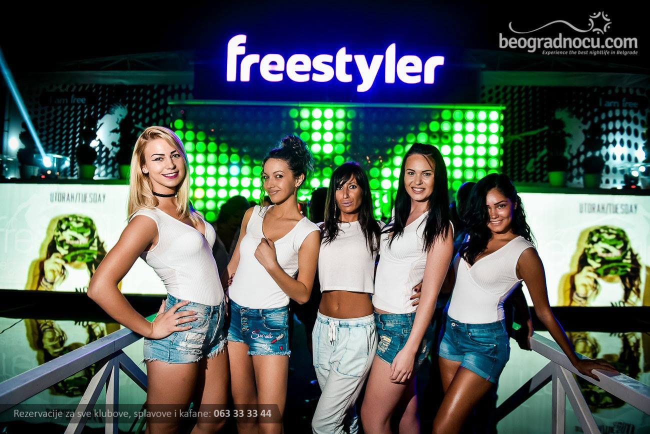hostese freestyler