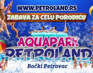 petroland cover