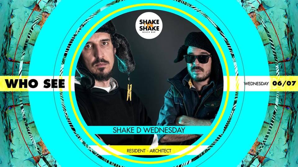 shake sreda