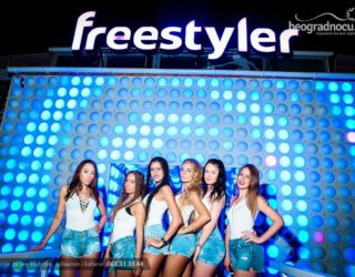 freestyler hostese