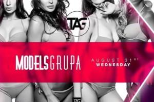 Grupa Models ove srede priređuje spektakl na splavu Tag!