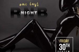 Još jedno RnB veče ovog petka na splavu Tag!