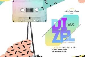 Stefan Braun: Dizel žurka i ovog utorka
