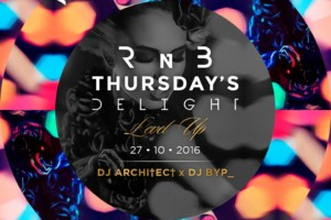 Brankow: RnB Thursday's Delight