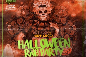 Underground: Halloween RnB Party