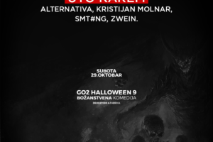 Još samo tri dana do najvećeg Halloween maskenbala u Srbiji!