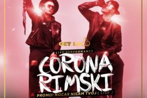 Corona Rimski ove subote u klubu Underground