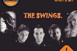The Swings bend gostuje ovog utorka u Petlji!