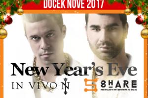 Dočekajte Novu godinu 2017 u klubu Share!