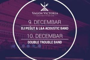 Vagon Victoria – Gastro Station: Otvaranje nove sezone zakazano za ovaj vikend!