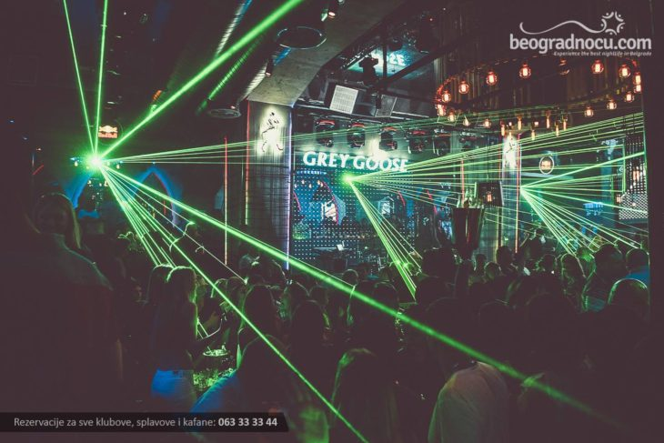 Beogradski klub Gotik