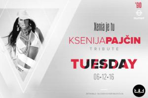 Večeras u klubu Tilt održava se veče u sećanje na Kseniju Pajčin