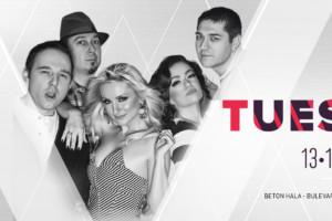 Tap 011 Live nastup u klubu Tilt