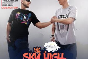 Stefan Braun Sky High žurka večeras